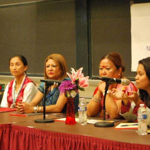 Panel Discussion – Women and Economic Empowerment